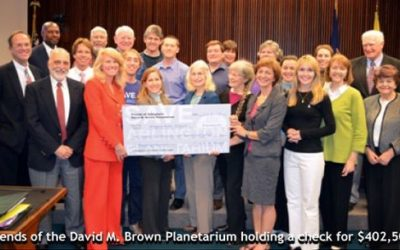 Saving the Arlington Planetarium – A Fundraising Success Story