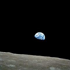Simulating Apollo 8 on SciDome
